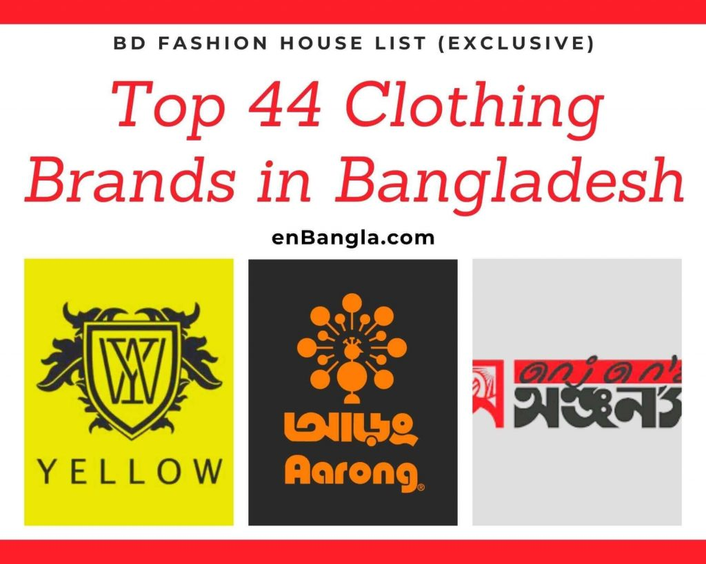 Top Clothing Brands in Bangladesh
